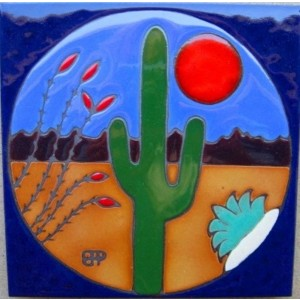 Sahuaro Cactus