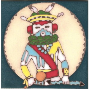 Hopi Snow Kachina